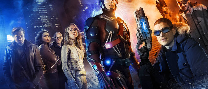 New Legends Of Tomorrow Trailer Released