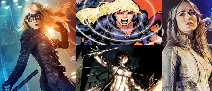 Legends of Tomorrow Podcast – Episode 1: Black Canary and White Canary