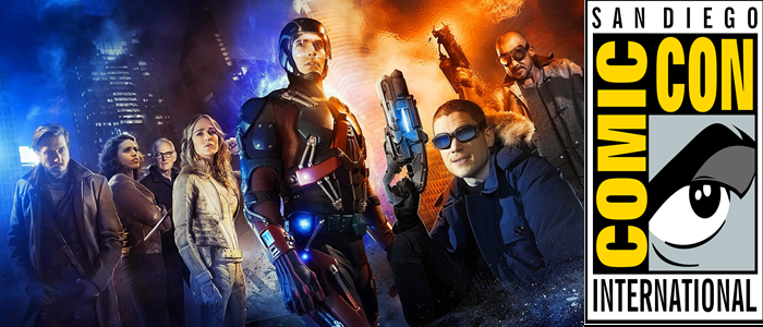 Legends of Tomorrow Podcast – Episode 2: Post-Comic-Con 2015