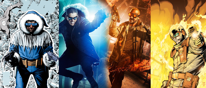 Legends of Tomorrow Podcast – Episode 4: Captain Cold and Heat Wave