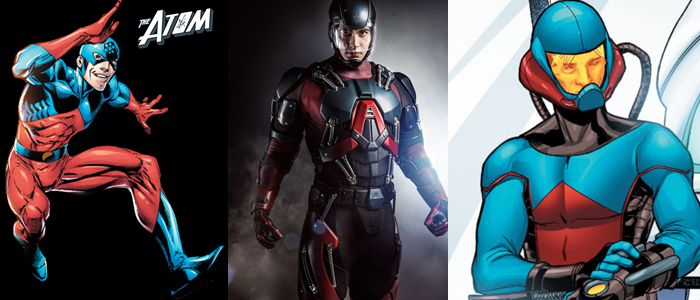 Legends of Tomorrow Podcast – Episode 3: Ray Palmer/The Atom