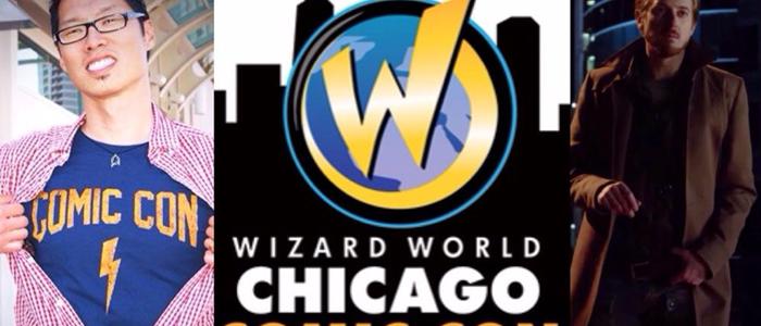Tony Kim To Moderate Panel Ft. DC's Legends of Tomorrow's Arthur Darvill