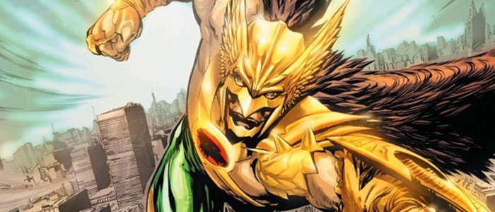 DC's Legends of Tomorrow Casts Falk Hentschel As Hawkman