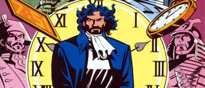 DC's Legends of Tomorrow Casts Casper Crump As Vandal Savage