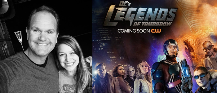 Is Glen Winter directing the DC's Legends of Tomorrow pilot? [UPDATE: Yes]