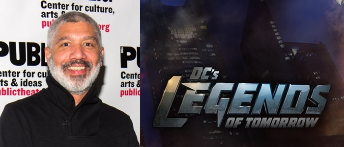 Peter Francis James Cast on DC's Legends of Tomorrow