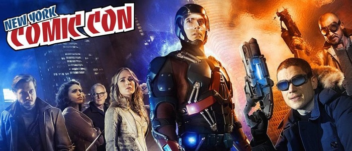 Legends of Tomorrow NYCC Round Tables via ComicUno