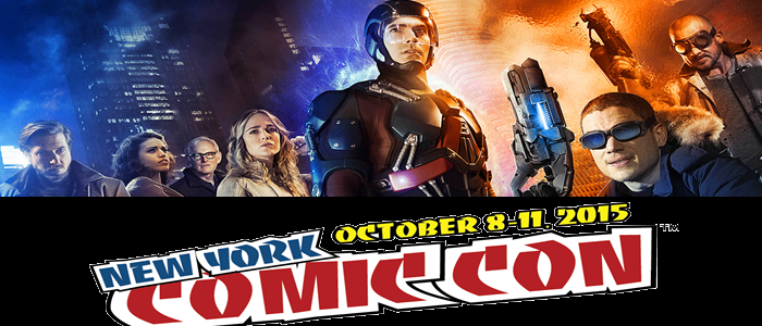 DC's Legends of Tomorrow Will Be at NYCC 2015