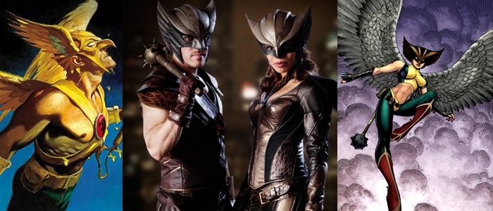 Legends of Tomorrow Podcast – Episode 6: Hawkman and Hawkgirl