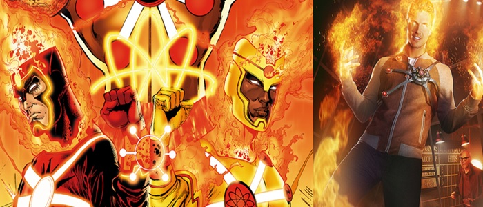 Legends of Tomorrow Podcast – Episode 8: Firestorm