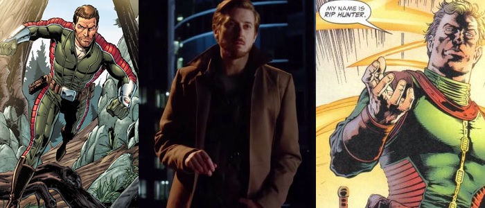 Legends of Tomorrow Podcast – Episode 7: Rip Hunter