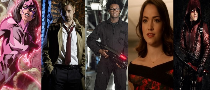 5 Characters I'd Like To See On Legends of Tomorrow