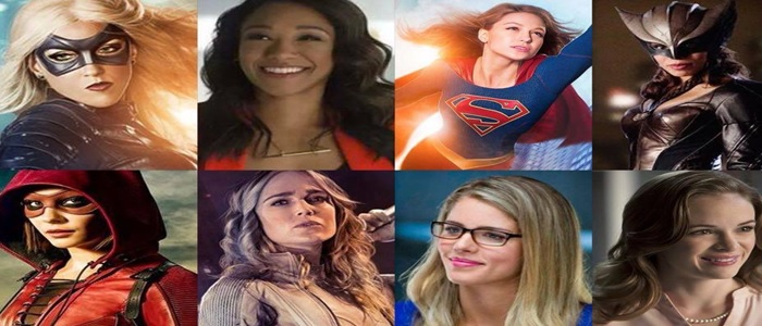 Legends of Tomorrow Podcast Episode 11: DC TV Female Heroes
