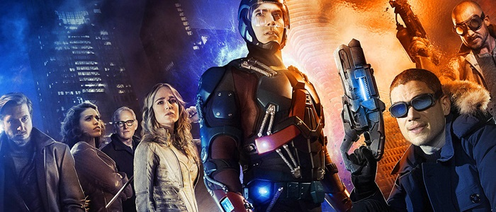 "Legends of Tomorrow 1.02 ""Pilot: Part 2"" Promo"
