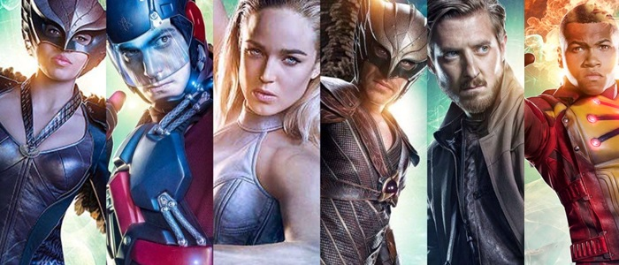 9 Character Posters For Legends of Tomorrow