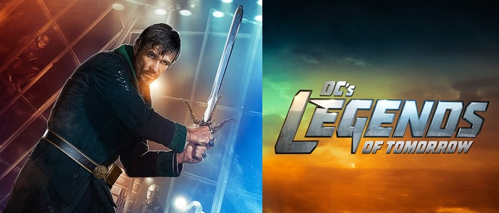 Legends of Tomorrow To Feature Arrow's Ra's al Ghul