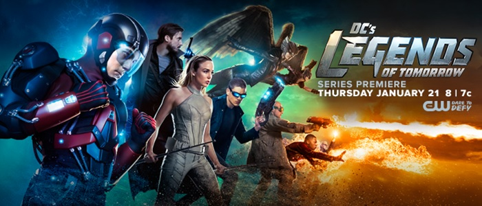Legends of Tomorrow Podcast – Episode 13: Season Zero Finale