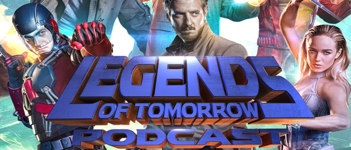 Legends Of Tomorrow Podcast Announcement: Meet the New Hosts