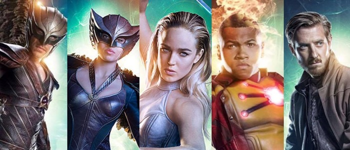 Legends of Tomorrow Character Promos