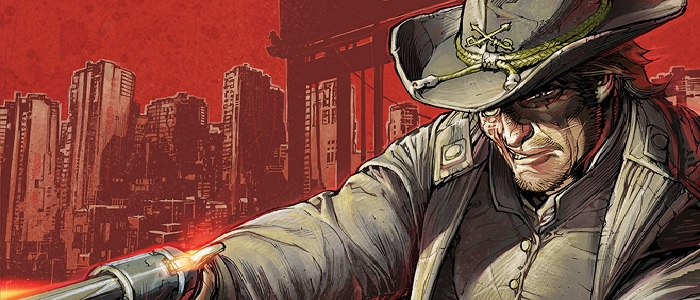 Jonah Hex Is Coming To DC's Legends of Tomorrow