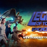 Legends of Tomorrow Podcast Season 1 – Episode 13: Leviathan