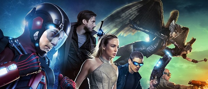 DC's Legends of Tomorrow Renewed for Season 2
