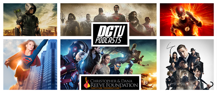 Legends of Tomorrow Podcast – LIVE Recording For The Christopher & Dana Reeve Foundation