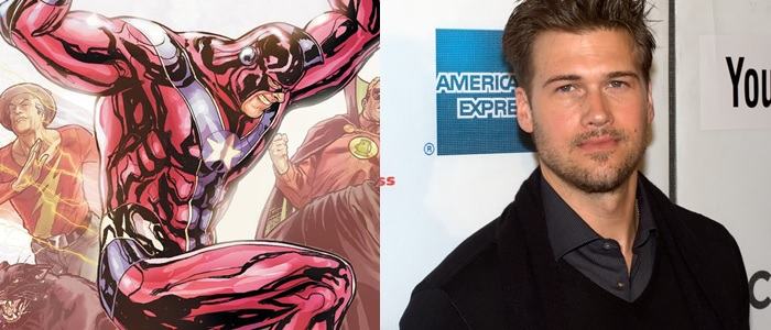 Nick Zano Joins Legends Of Tomorrow As Citizen Steel
