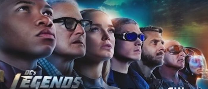 Legends Of Tomorrow Season 2 Trailer Released At Comic-Con