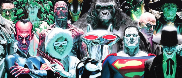 Legends Of Tomorrow SDCC News: Legion Of Doom, Jonah Hex & JSA