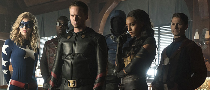 Legends of Tomorrow Podcast Season 2 – Episode 2: Justice Society of America