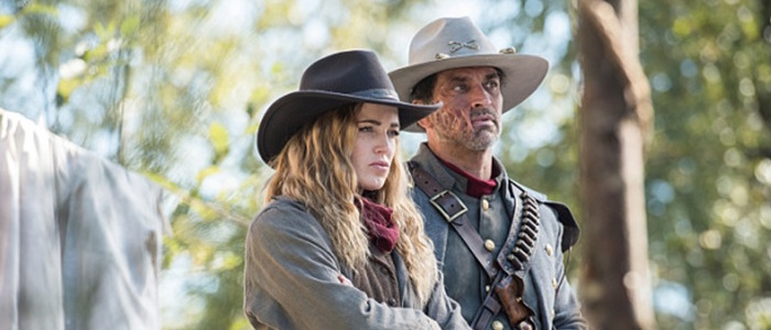 Legends of Tomorrow Podcast Season 2 – Episode 6: Outlaw Country