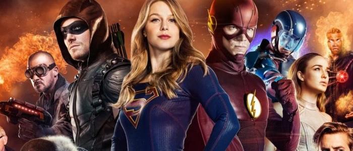 CW's DCTV Shows Attending PaleyFest LA 2017