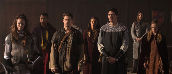 Legends Of Tomorrow Podcast Season 2 – Episode 12: Camelot/3000