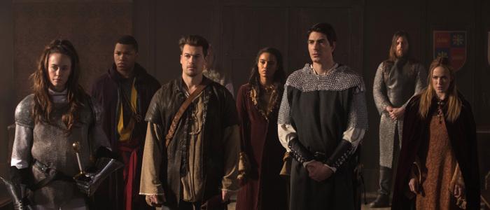 Legends Of Tomorrow Podcast Season 2 – Episode 12: Camelot/3000