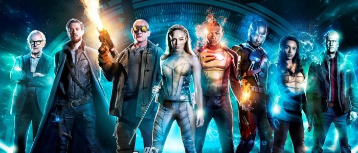 "Legends Of Tomorrow 3.02 Synopsis: ""Freakshow"""