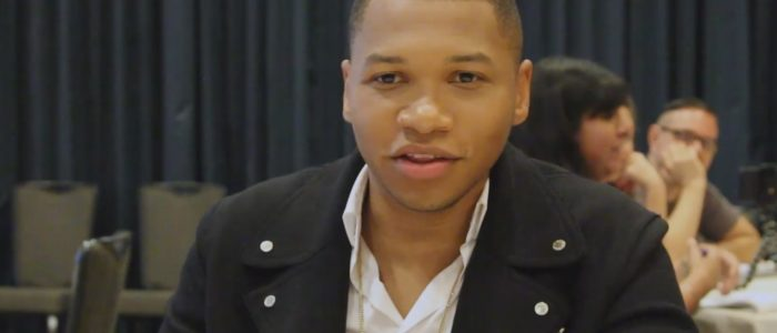 Legends Of Tomorrow SDCC 2017 Round Table Interview: Franz Drameh Previews Season 3