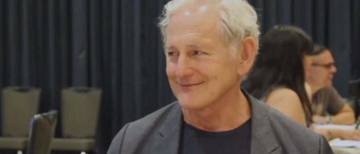 Legends Of Tomorrow SDCC 2017 Round Table Interview: Victor Garber Previews Season 3