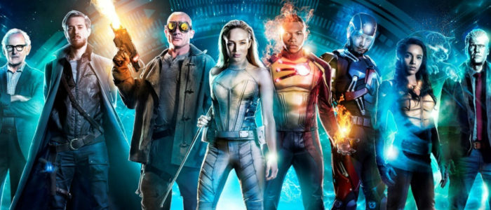 "Legends Of Tomorrow 3.04 Trailer: ""Phone Home"""