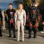 "Legends Of Tomorrow Season 3 Episode 6 Photos: ""Helen Hunt"""