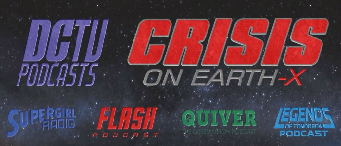 Legends Of Tomorrow Podcast Season 3 – Episode 8: Crisis On Earth-X