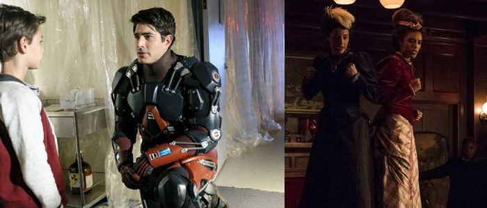 Legends Of Tomorrow Podcast Season 3 – Episode 4/5: Phone Home/Return of the Mack