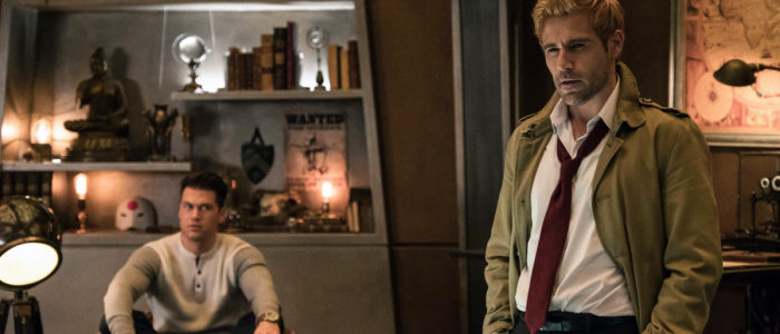 Legends Adds Constantine as Series Regular for [Possible] 4th Season