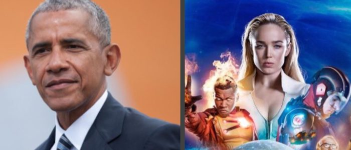 Young Barack Obama To Appear On Legends of Tomorrow