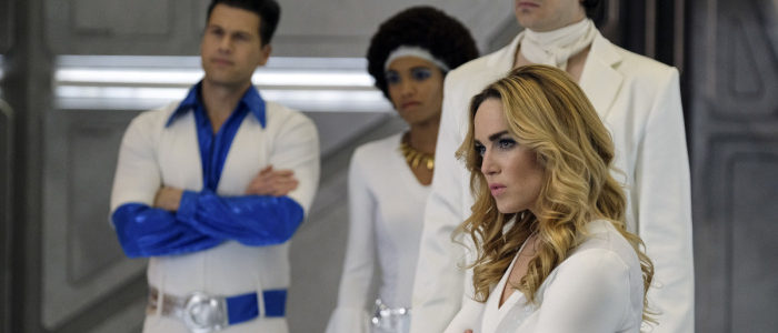 "Legends of Tomorrow 3.11 Photos ""Here I Go Again"