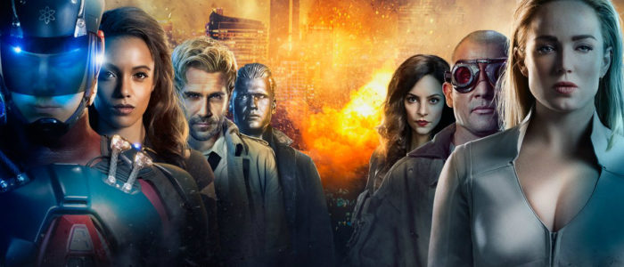 The CW Releases Legends Season 4 Synopsis and Artwork