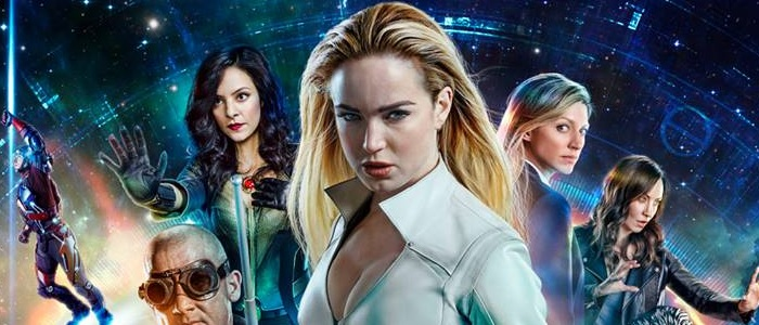 "Legends Of Tomorrow Podcast Season 4.5 – Episode 1: ""Bottle Episode: The Legendary Ladies on Superhero TV and Beyond"