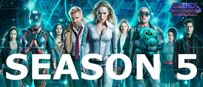 Legends Of Tomorrow Renewed For Season 5