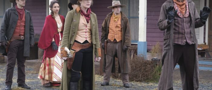 """Legends Of Tomorrow Podcast Season 6 – Episode 8: """"Stressed Western"""""""