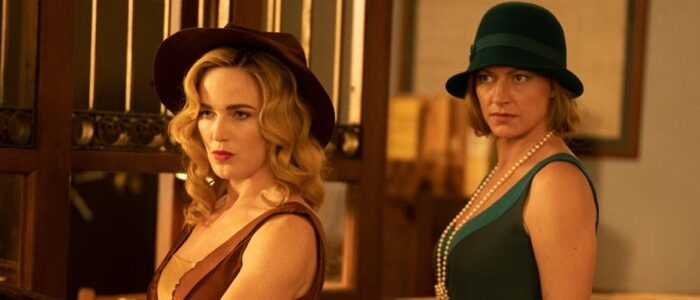"""Legends Of Tomorrow Podcast Season 7 – Episode 1: """"The Bullet Blondes"""""""